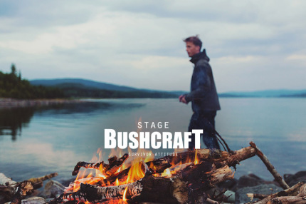 Stage bushcraft