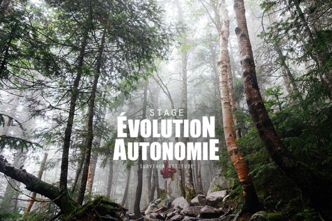 Stage évolution autonomie surivor attitude