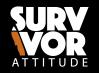 Logo Survivor Attitude stages de survie